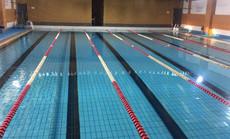 蓝鳍游泳一对二培训