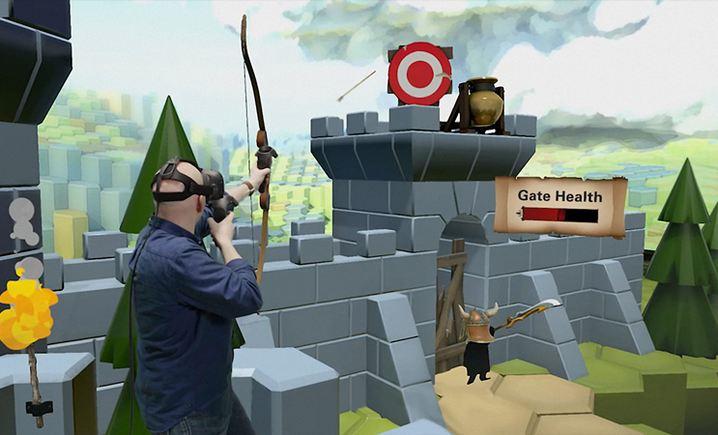 极限视界VR体验馆 - 大图