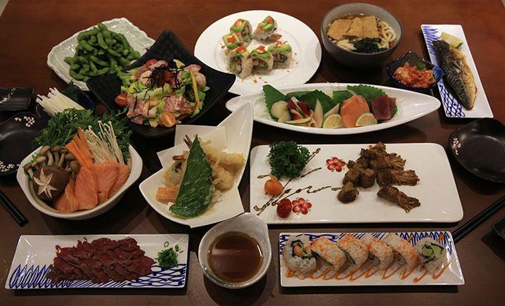 寿司乐(明秀店)