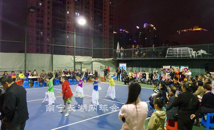长湖网球会(南宁店)
