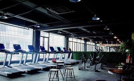 syp健身中心