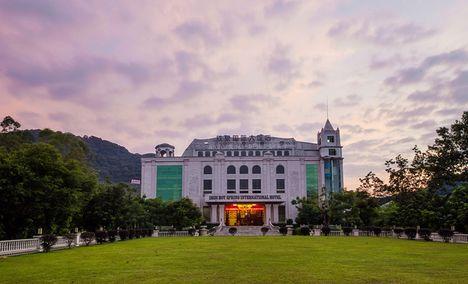 惠州龙门铁泉度假村