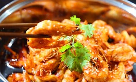 【马驹桥】虾吃虾涮