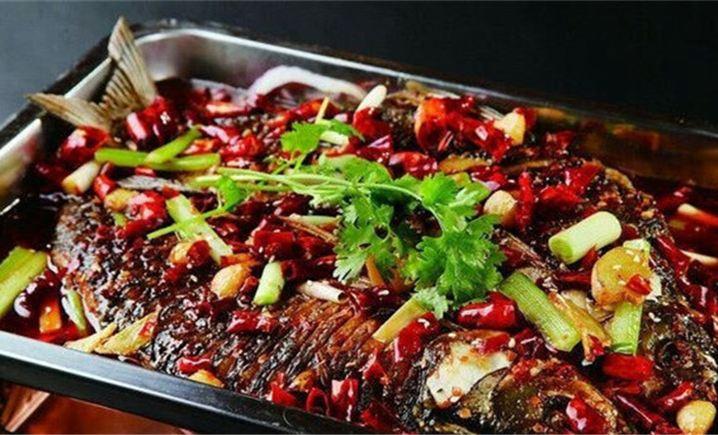 巫山烤鱼(明珠胡同店)