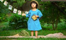 爱贝乐拉斐特外景儿童写真