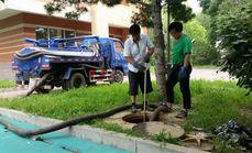 金利通清理化粪池
