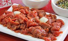兴顺坊东北石板烤肉4人餐