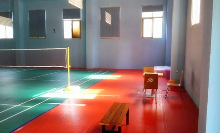 博格乒羽毛球馆