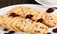 L56创意坊蔓越莓曲奇饼干