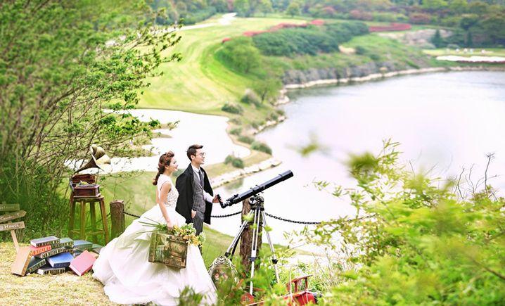 超视觉高端婚纱摄影