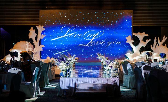 海纳国际婚礼服务机构(名泉春晓店)