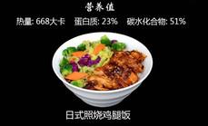 均养低卡减脂单人餐