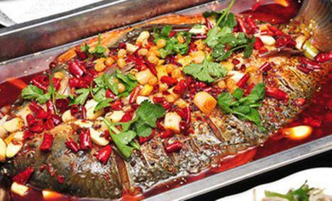 美味时光巫山烤鱼