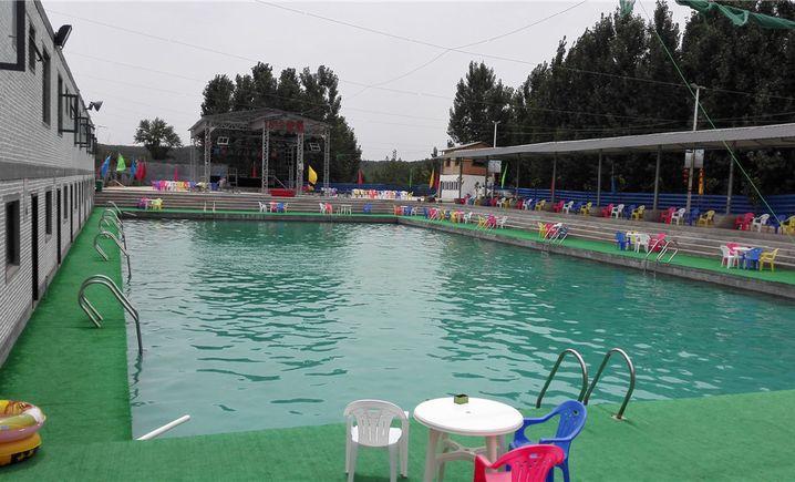 登封市第二游泳馆