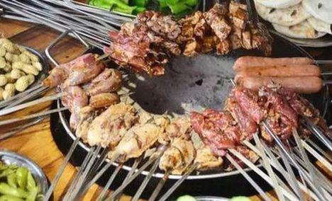 水浒烤肉(中原万达店)