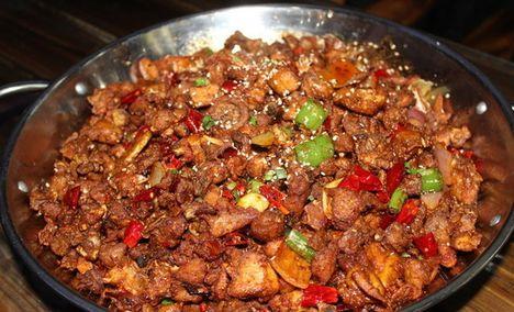 绝味干锅烤鱼