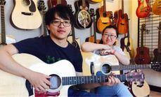 三弦二品民谣吉他精品体验课