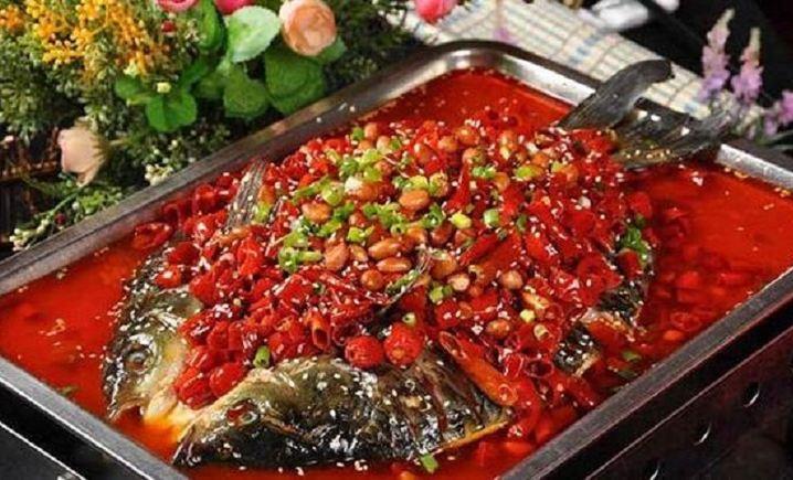 【房山】麻辣小厨-碳烤全鱼香锅