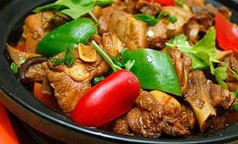 杨铭宇黄焖鸡米饭(开发公司店)