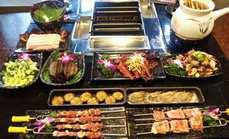 link连烤烤肉串烧工坊(长白店)