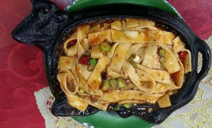 千椒百味铁板菜馆