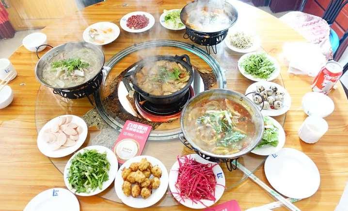 柳沟碧香苑牛肚豆腐宴(柳沟63号店)