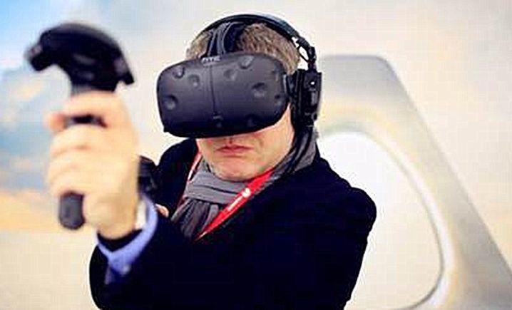 创意之谷VR虚拟现实轰趴馆