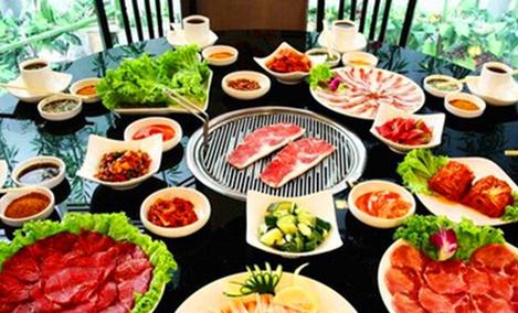 汉釜宫韩式烤肉(六合店)