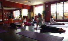 洁瑜伽2节高温瑜伽课程