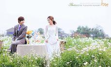 罗马风情定制款婚纱套系