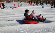 西山冰雪乐园假日滑雪戏雪票