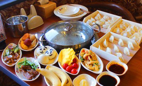 煮香饺·老汤剁馅自助水饺(华沁苑店)