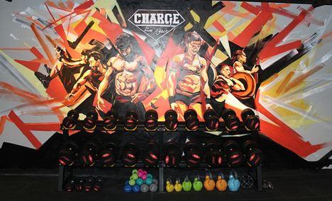Charge健身工作室(望京西路店)