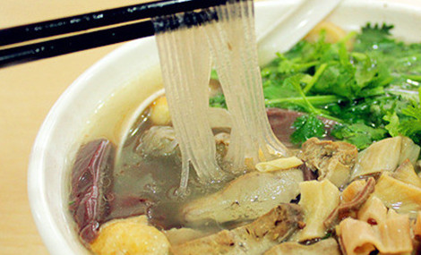 鸭血粉丝汤(上街店)