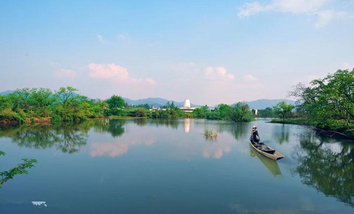 太湖源景区