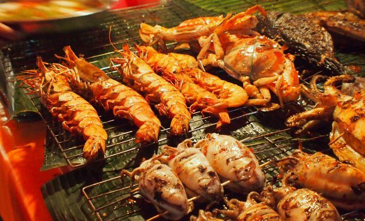 酥麻海鲜大排档