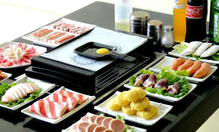 味绝伦韩式纸上烤肉(下寨路店)