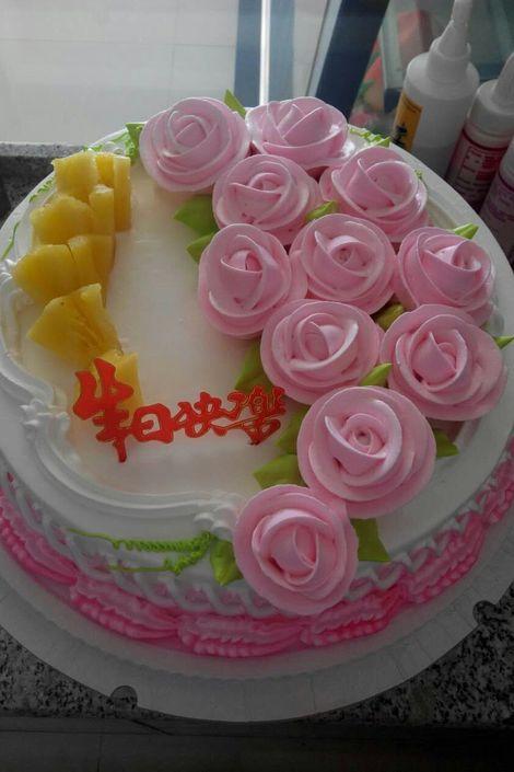味美香蛋糕(市场店)