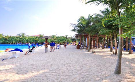 天马惠州海滨温泉