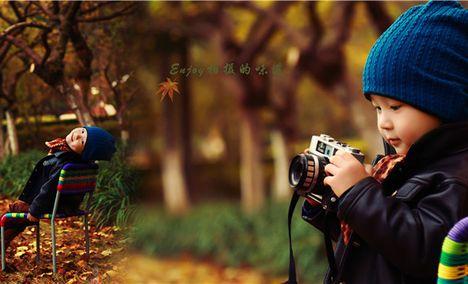 BABY1+1儿童摄影