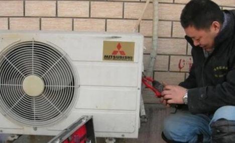 杭州创美空调拆装移机