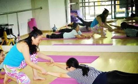 至美理疗瑜伽