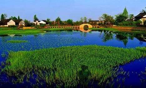 杭州西溪湿地西区