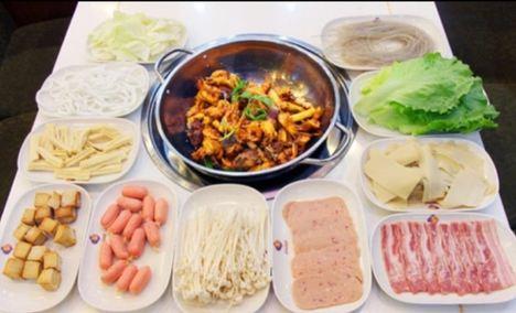 浓浓香辣虾品味干锅