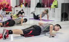 健身私人教练1对1塑形课