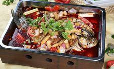 巫山烤鱼2人烤鱼套餐