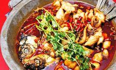 石锅鱼家常菜4人套餐