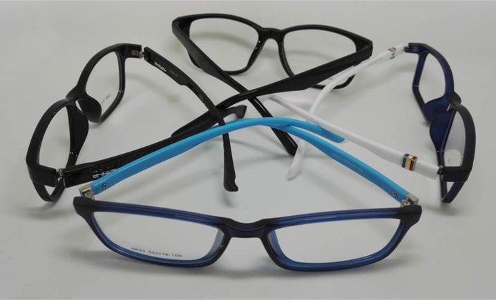 爱视眼镜店