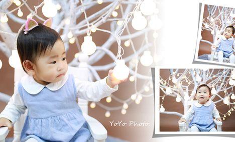 YOYO家庭儿童摄影