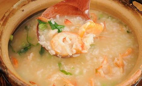 汇品绿色砂锅粥